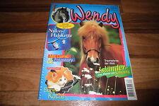 WENDY # 34 / vom 19.8.1999 -- MÄDCHEN - PFERDE - COMIC-ABENTEUER mit POSTER