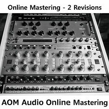 "Professionelles Online-Mastering - 2 Revisions - Stereo-Mix ""TOP"""