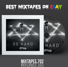 Lil Dicky - So Hard Mixtape (CD Front/Back Cover)