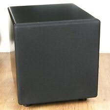 BK Electronics xls200-ff MK2 POWERED SUBWOOFER. NERO