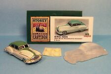 SMC-604 1947 Buick Roadmaster Sedanet  HO-1/87th Scale Clear Resin  unfinished
