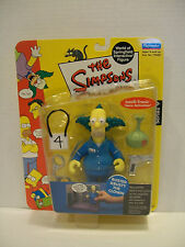SIMPSONS PLAYMATES BUSTED KRUSTY THE CLOWN Series 9  Action Figure  WOS