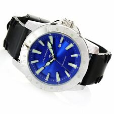 Android 49mm Time Machine AD816ABU Sunray Dial Rubber Strap Watch