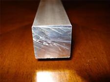 BARRA quadrata in alluminio - 20mm x 20mm x 150mm lungo gr.2007 NUOVO