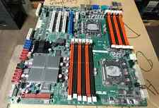 Asus Z8PE-D12 motherboard with 2x 5505(or better) cpus, 12 mem slots, nice board