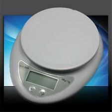 5Kg/1gDigital LCDElectronic Cibo Cucina Postale Bilancia Equilibrio G,LB,OZ O