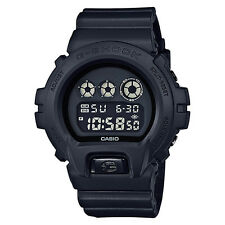 CASIO G-SHOCK Black Out Series Watch DW-6900BB-1 DW6900BB-1