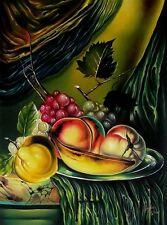 Original Art Painting Oil Canvas  Cuban Art Cuba YOANDRIS PEREZ 58