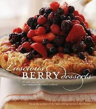 Luscious Berry Desserts-ExLibrary