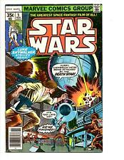 STAR WARS #5 (1977) VF 1ST APP WEDGE ANTILLES ROGUE ONE MOVIE! MARVEL 1ST PRINT