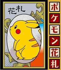 Pokemon Hanafuda Card Game Nintendo Japanese origin Pikachu JAPAN GAME DS