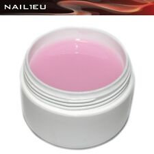 "Composición de Gel UV ""Vaselina Rosa"" 30ml / Construcción Builder"
