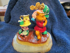 RON LEE Winnie The Pooh  And The Cookie Jar  DISNEY Item  #MM 830 LE 809/950