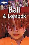 Lonely Planet Bali & Lombok (Lonely Planet Bali and Lombok)-ExLibrary
