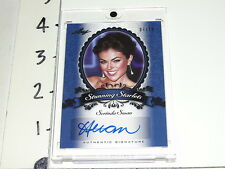 Serinda SWAN - 2013 LEAF Auto Blue SP/10 Zatanna - TOMORROW PEOPLE - Graceland