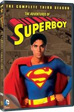THE ADVENTURES OF SUPERBOY: COMPLETE THIRD SEASON 3 -  Region Free DVD - Sealed