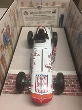 Carousel 1 Rodger Ward 1962  Leader Card Indy 500 Winner Watson Roadster 1/18 +