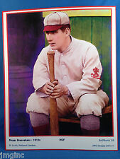 Roger Bresnahan, St. Louis, Art Photo #36 - 8 x 10 image of HOF player c. 1910's