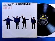 THE BEATLES  HELP parl 65 -2-2 LP VG+