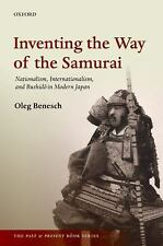 INVENTING THE WAY OF THE SAMURAI NEW PAPERBACK BOOK