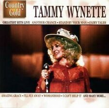 tammy wynette greatest hits live
