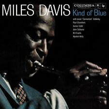 MILES DAVIS - KIND OF BLUE  VINYL LP NEW+