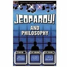 Jeopardy! and Philosophy: What is Knowledge in the Form of a Question? Popular
