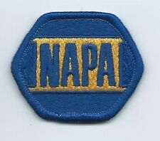 NAPA (National Auto Parts Association) employee patch 2 X 2-1/2
