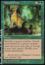 Natural Order // NM // Visions // engl. // Magic the Gathering