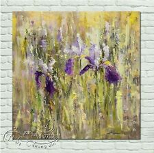 YH23036 NO Frame Hand painted Oil Painting canvas Wall Art flowers