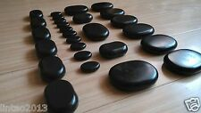 SHENGONG SPA-BA27 Hot massage stone therapy set skin relief massager