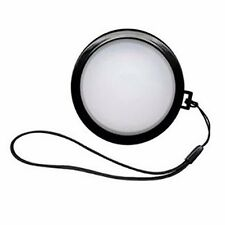 Mennon 77 mm White Balance Lens Cap with Filter for Canon Nikon Sony Camera