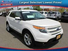Ford: Explorer Limited 4X4