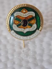 Vintage Antique Collectable Retro Lawn Bowl Stick Pin COONABARABRAN BOWLING CLUB