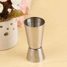 1PC Durable Cocktail Jigger Short Drink Spirit Measure Cup Cocktail Wine Bar