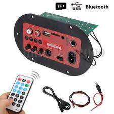 65W Car Bluetooth Subwoofer Hi-Fi Bass Amplifier Board Audio TF USB220V/12V/24V
