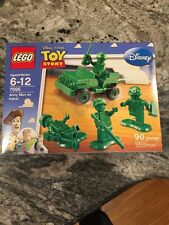 Lego 7595 Army Men on Patrol Disney Pixar Toy Story New in Sealed Box RETIRED