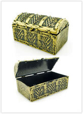 Pop the Caribbean Treasure Chest Vintage Jewelry Box Case Perfect Gift CA