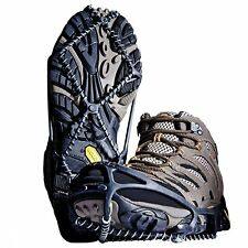 New Yaktrax Walker 08603 Black Size M Ice Fishing Creepers Cleats