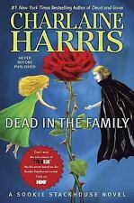 DEAD IN THE FAMILY Charlaine Harris SOOKIE STACKHOUSE NOVEL Hardcover BRAND NEW