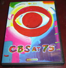 CBS AT 75 ~ EMMY DVD Peter Max Art - Loni Anderson, Catherine Bell 2004