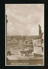 Cornwall ST IVES Awaiting the fish c1900/10s? RP PPC local pub R Roach