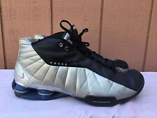 2000 Nike Basketball BB4 Shox Vince Carter VC Zoom US Sz 14 830218-001 Raptors