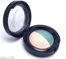 Baked Split Shadow Pink & Turqoise * MIRAGE * 0.10 oz Full Size
