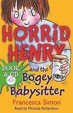 Horrid Henry and the Bogey Babysitter (Book And CD),GO