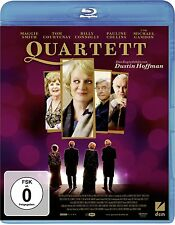 QUARTETT (Maggie Smith, Tom Courtenay, Billy Connolly) Blu-ray Disc NEU+OVP