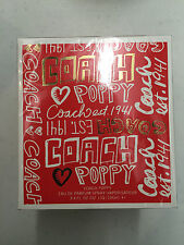 Coach Poppy Perfume by Coach 3.4oz Women's EDP Spray *100% AUTHENTIC* BEST DEAL