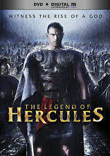 THE LEGEND OF HERCULES/Kellan Lutz/NEW DVD/BUY ANY 4 ITEMS SHIP FREE