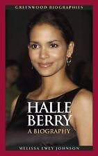 Halle Berry: A Biography (Greenwood Biographies)-ExLibrary