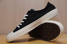 CONVERSE Chuck Taylor AS Sawyer OX Shoes BLACK White 147058C *NEW*  Mens 11.5 US